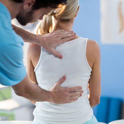 Chiropractic Oak Creek WI Back Check